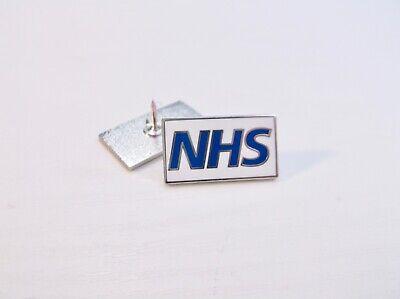 Nhs Uk Nurse Doctor Ambulance Medic Porter Paramedic Green Line Lapel Pin Badge 3