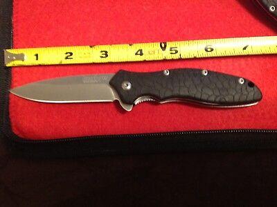 5 Lot KERSHAW Spring ASSISTED KNIFE Speed Safe 1830 LINER-LOCK WITH POCKET CLIP 4