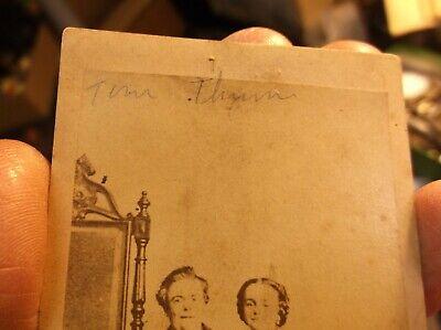 Rare Antique Victorian Era Photograph Of General Tom Thumb & Wife Lavinia Warren 4