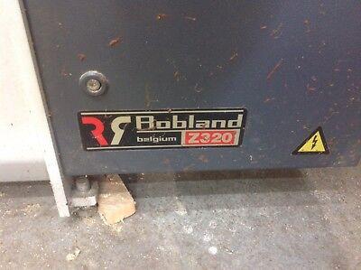 Robland Z320 Sliding Table Saw 4