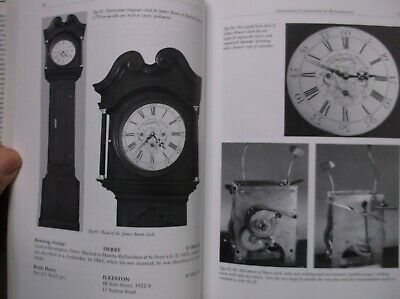 Clockmakers Watchmakers Derbyshire Hughes Horology Whitehurst Nice Copy 8