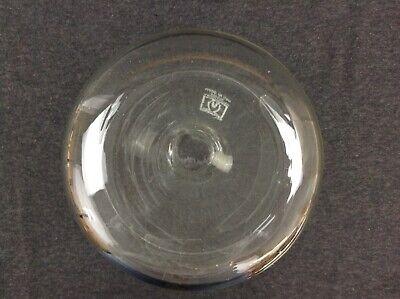 Schott Jenaer Glas Saugflasche Laborglas Erlenmeyer Kolben Apothekerglas DDR 6