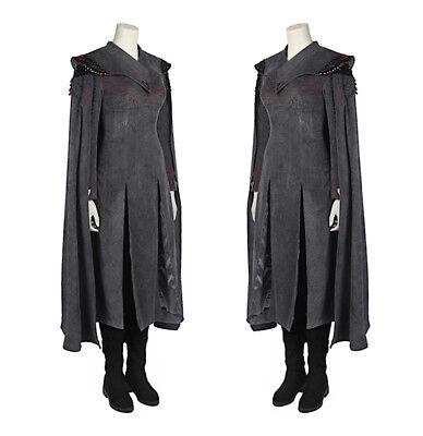 Trono Spade 7 Vestito Carnevale Donna Daenerys Woman Cosplay Costume GTH005 4