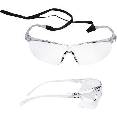 Schutzbrille Sicherheitsbrille 3M - TORA - EN166 9D-Gläser Augenschutz NEU TOP