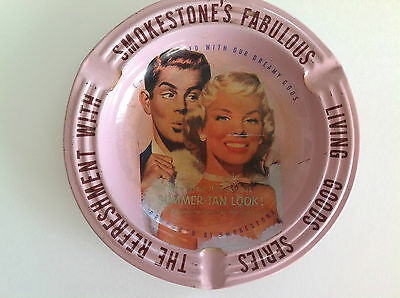 Vintage Antiques American Ashtrays Set of 2 / Made In Japan 2