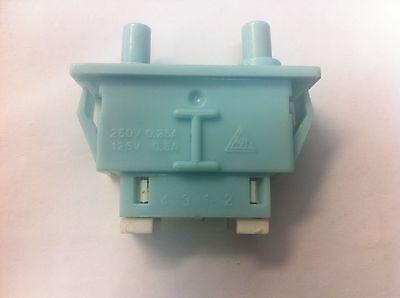 Samsung Whirlpool Fan And Light Switch  Da34-10122C Blue Colour Wrx52Hwg6 3