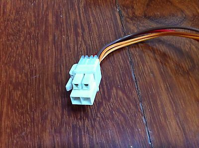 LG WESTINGHOUSE DEFROST SENSOR TERMINATION Thermostat  P/N 6615JB2005A   0609