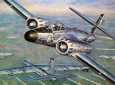 Don Connolly - Sparring Partners - Aviation Avro CF-100 2