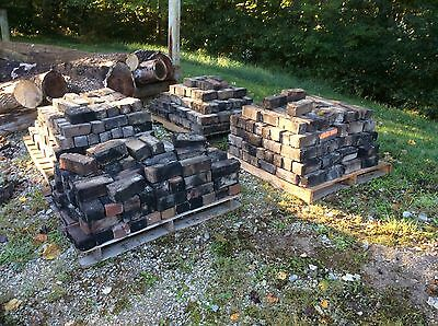 Vintage Hocking Block pavers from lancaster ohio fairfield county fairgrounds!