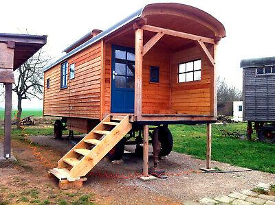 Ferienwohnung, Bauwagen, Zirkuswagen, Atelier, Büro, Hausboot, Wohnwagen 2