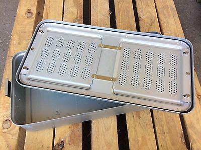 Aesculap DBP Basis Sterilcontainer Steribox Sterilgutbehälter 57x28x12,5cm 5