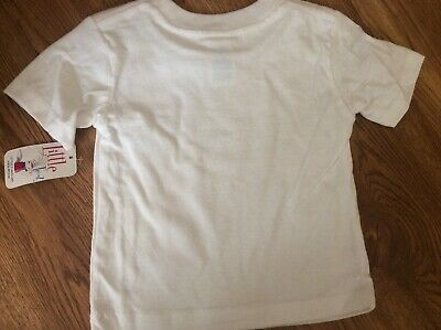 Little Teez T Shirt Baby Size 6M Daddy Says I Can't date until I'm 30 White New 2