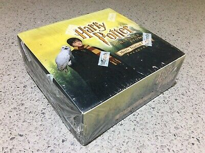 Harry Potter Sorcerers Stone WOTC/Wizards Movie Trading Cards - NEW/SEALED BOX 2