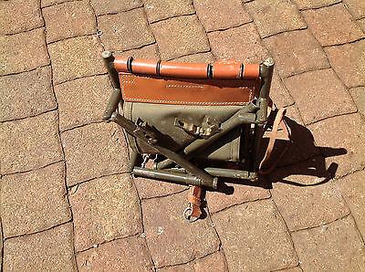 Rückentragegestell Fernmelder Gebraucht         kg5 Militaria