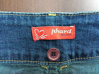Phard Babe Jeans Gonna  In Jeans Ragazza 10