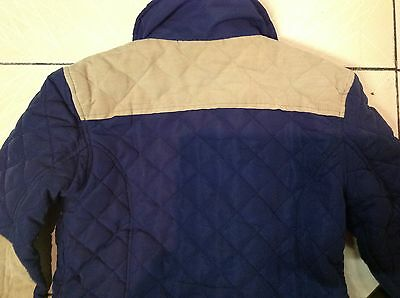 Matalan Girls Quilted Coat Age 7-8 years 3