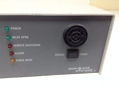 Semi Gas Systems GSM-1A Gas Sicurezza Monitor GSM1A 3