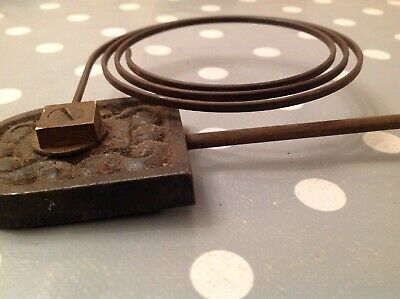 Antique Clock Chime Flat Wire Gong Antique Clock Part 175x115mm 5