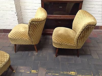 Vintage Retro Mid Century Tub Cocktail Chair, Only 1 Left 6