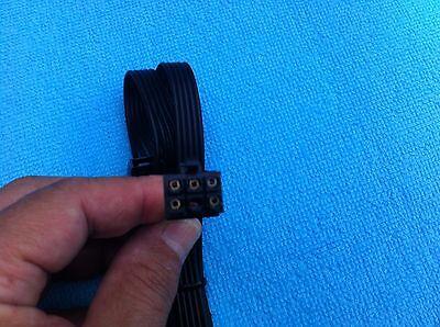 HX850 TXM,HX,USED 6 pin to 4x SATA DRIVER POWER cable  CORSAIR HX1050