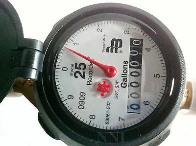 Badger Water Meter Water Ionizer