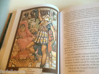 NEW SEALED Greek Myths:A Wonder Book for Girls /& Boys Bonded Leather Collectible