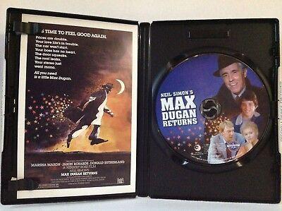 Max Dugan Returns (DVD, 2005) RARE / FACTORY SEALED 3