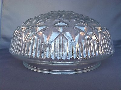 Vintage Round Glass Ceiling Light Shade 3