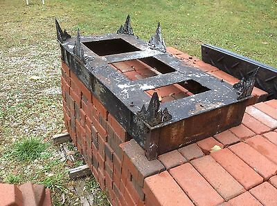 Just reclaimed chimney cap from the HAUNTED MUDHOUSE MANSION in Lancaster Ohio! 5