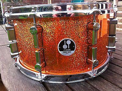 Glitter Drum Wrap Drum Kit Wrap Sparkle Glittery Self Adhesive Sticky Back Wrap* 2