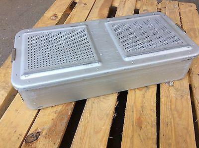 Aesculap DBP Basis Sterilcontainer Steribox Sterilgutbehälter 57x28x12,5cm 4