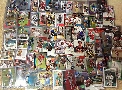 RC Football 5-12 Card Hot Pack $25 in Book Value Jerseys Autographs SPs #'d