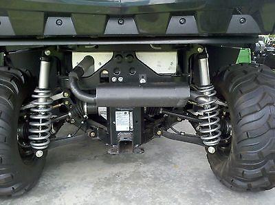 Benz Silent Rider UTV Exhaust Silencer BT-625 John Deere Gator 625i 2010-18