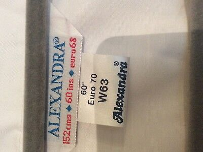 "Alexandra  White nurse carer ect tunic top s/s W63 60"" chest 3"