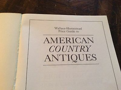 American country antiques price guide eighth edition 2