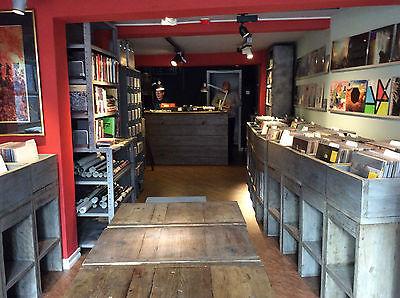 Rustic Custom Shop Units 3