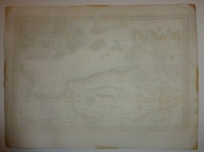 Antique Map Africa Proper, Philipp Cluver Historic Geographer