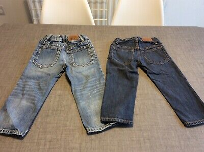 Gap boys jeans size 2, three pairs 2