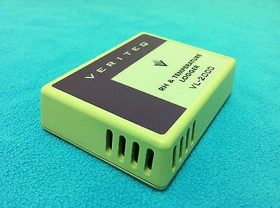 Vaisala Veriteq SP-2000-20R Temperature and Relative Humidity Logger