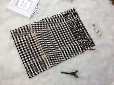 20 scarves discount pashmina men unisex plaid checked wholesale shawls 11