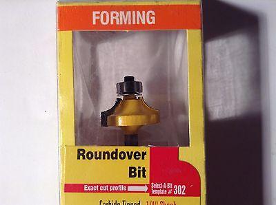 """Oldham Viper #516-4-ROV Forming Roundover Router Bit 5//16/"""" Cut Radius"""