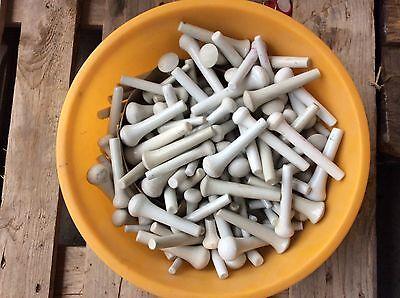 Posten Labor Porzellan Mörser & Pistill Porzellanmörser etwa 60-70 Stück