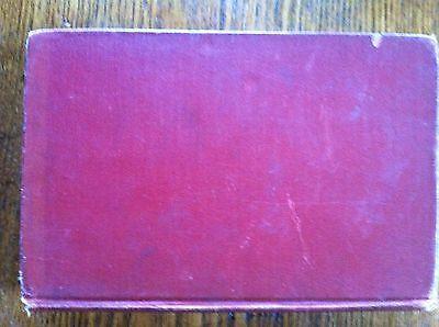 Antique Book The Hand Of God Cora Bennett Stephenson 1909 Rare VG Mother Child