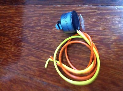 DEFROST TERMINATION THERMOSTAT WITH Clip GE,W'lpool,Hoover,Amana,UNIVERSAL 0602 5