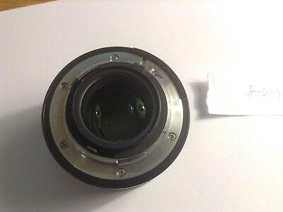 Nikon TC-201 Teleconverter 2x Teleconverter 4