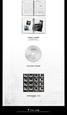 B.A.P BANG YONG GUK 1st Album NORMAL/LIMITED Ver CD+POSTER+Book+Card+etc SEALED 7