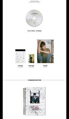 B.A.P BANG YONG GUK 1st Album NORMAL/LIMITED Ver CD+POSTER+Book+Card+etc SEALED 6