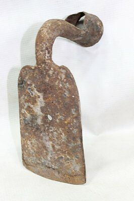 Antique Garden Handforged Pick Hoe Tool 18 Century