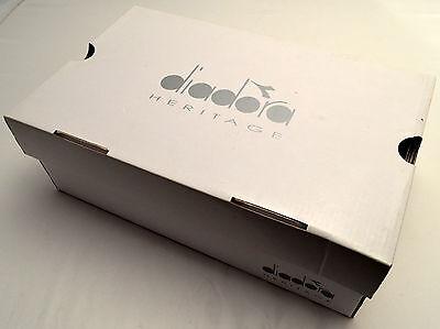 Diadora Heritage scarpe sneakers Pelle shoes Donna Women Uomo 156552 Men Vintage 4