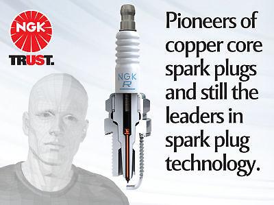 BPR4HS NGK Spark Plug fits SUZUKI JR50 K4 50cc 7823 New in Box!